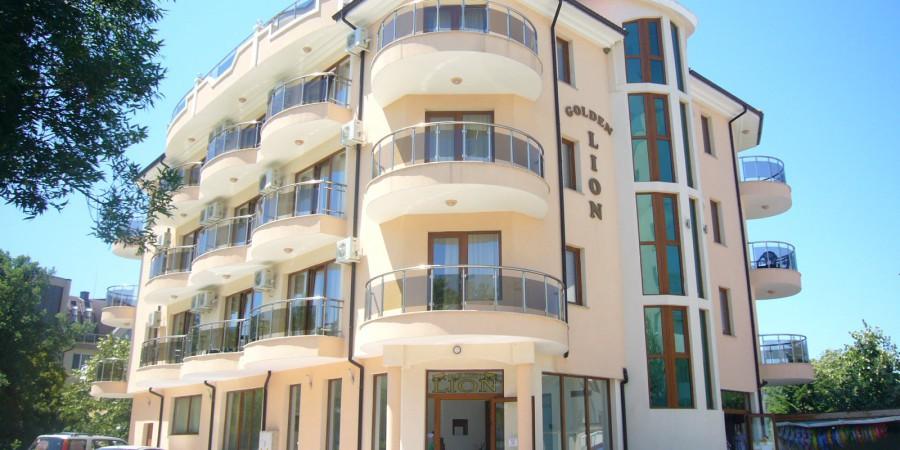 Семеен хотел Лион Приморско