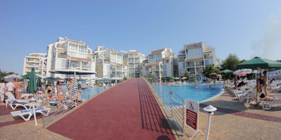 Апарт хотел Елит 2 Слънчев Бряг