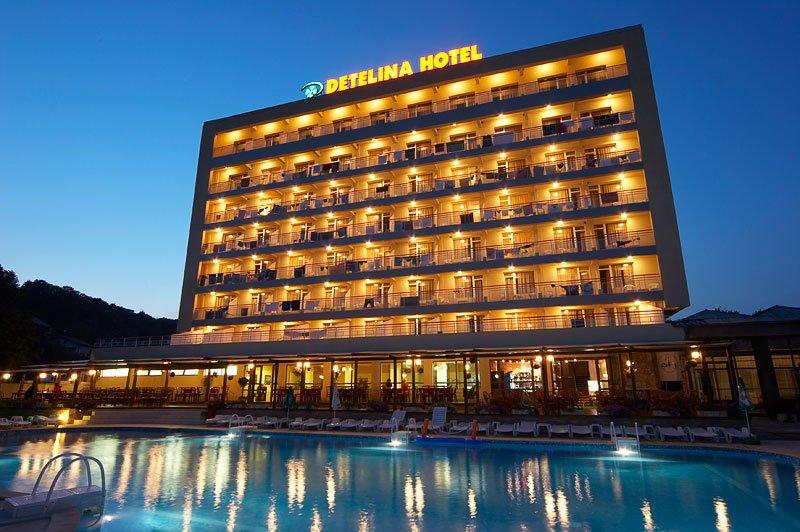 Хотел Детелина Златни Пясъци