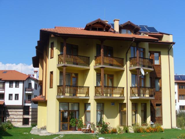 Хотел Саша Банско