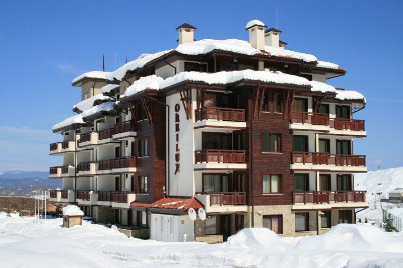 Хотел Орбилукс Банско