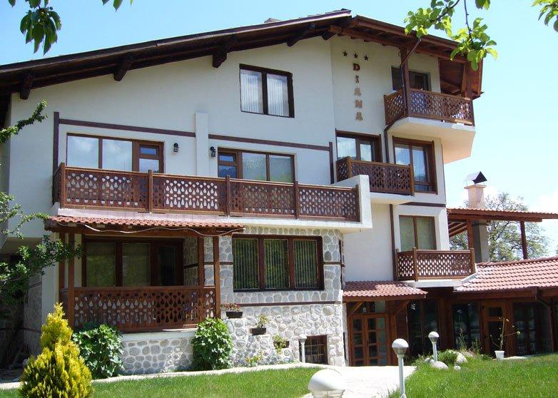 Хотел Диана Банско