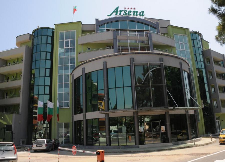 Хотел Арсена Несебър