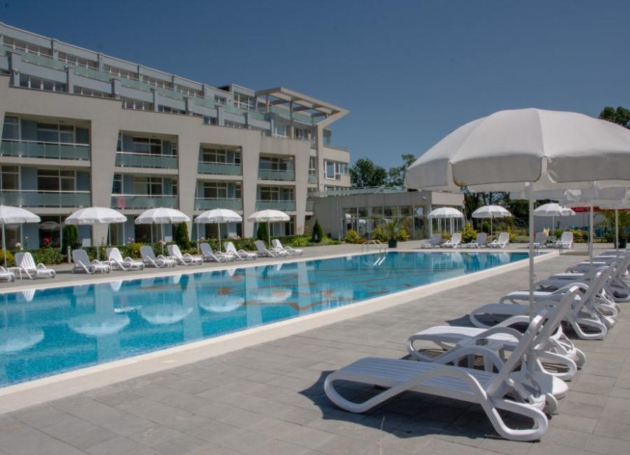 Хотел Черноморска звезда Черноморец