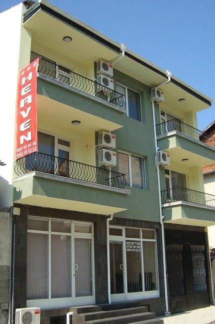 Семеен хотел Хевън Сандански
