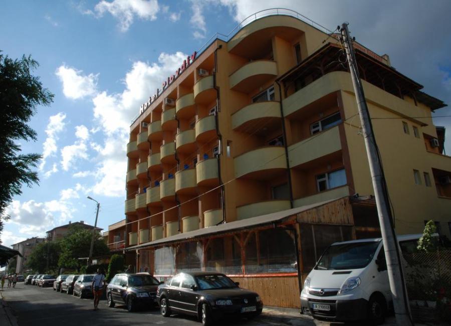 Хотел Пловдив Приморско