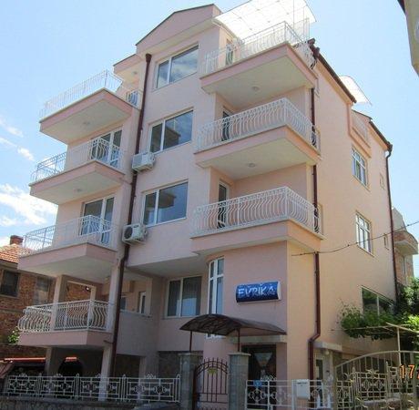 Хотел Еврика Созопол