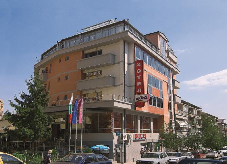 Хотел Аквая Велико Търново