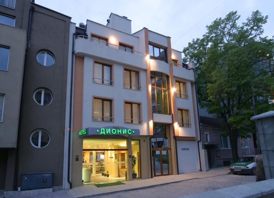Хотел ДИОНИС Варна