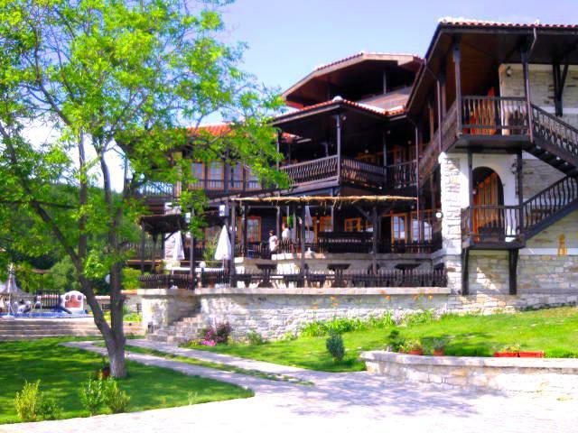 Хотел Трифон Зарезан Кърджали