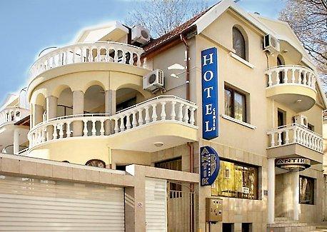 Хотел Антик Варна