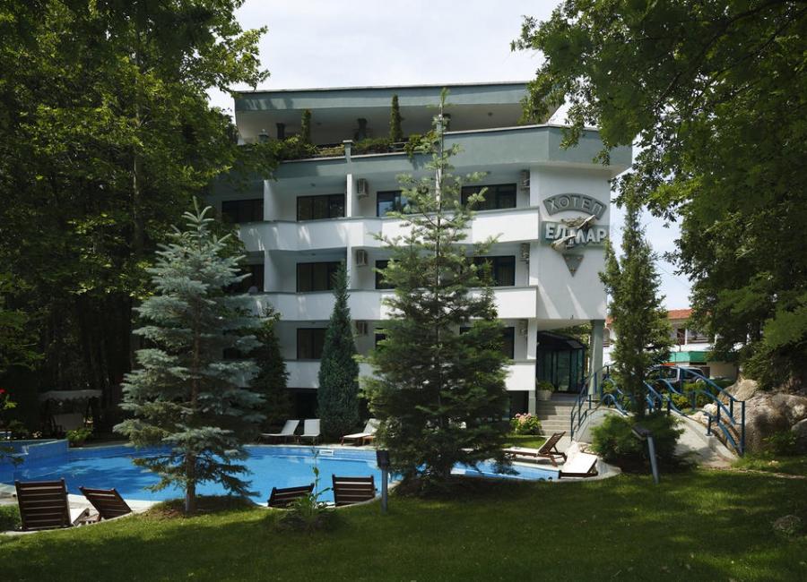 Хотел Елмар Китен