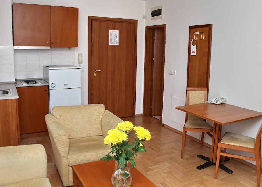 Апартаментен Хотел Дунав София