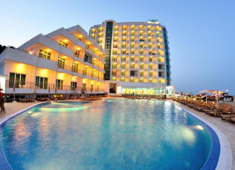 Хотел Гларус Златни Пясъци