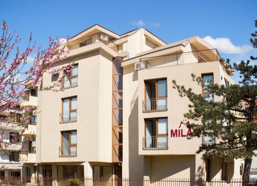 Хотел Милан Приморско