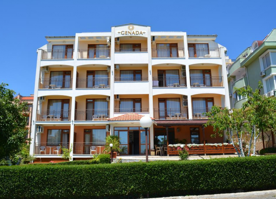 Хотел Генада Свети Влас