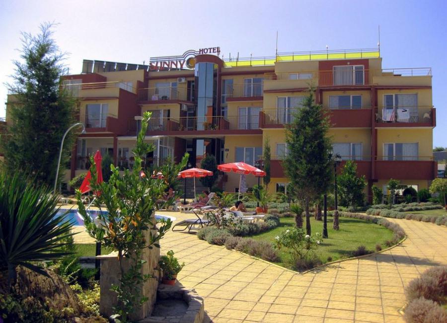 Хотел SUNNY Созопол