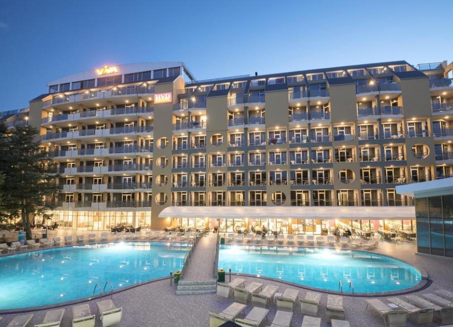Вива Клуб Хотел Златни Пясъци
