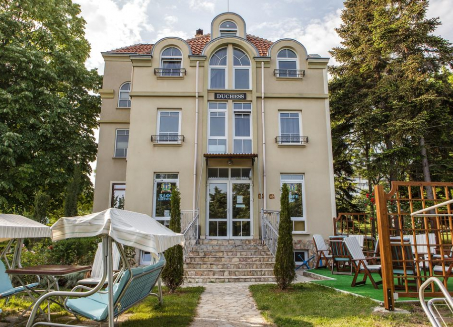 Хотел Дукеса Варна