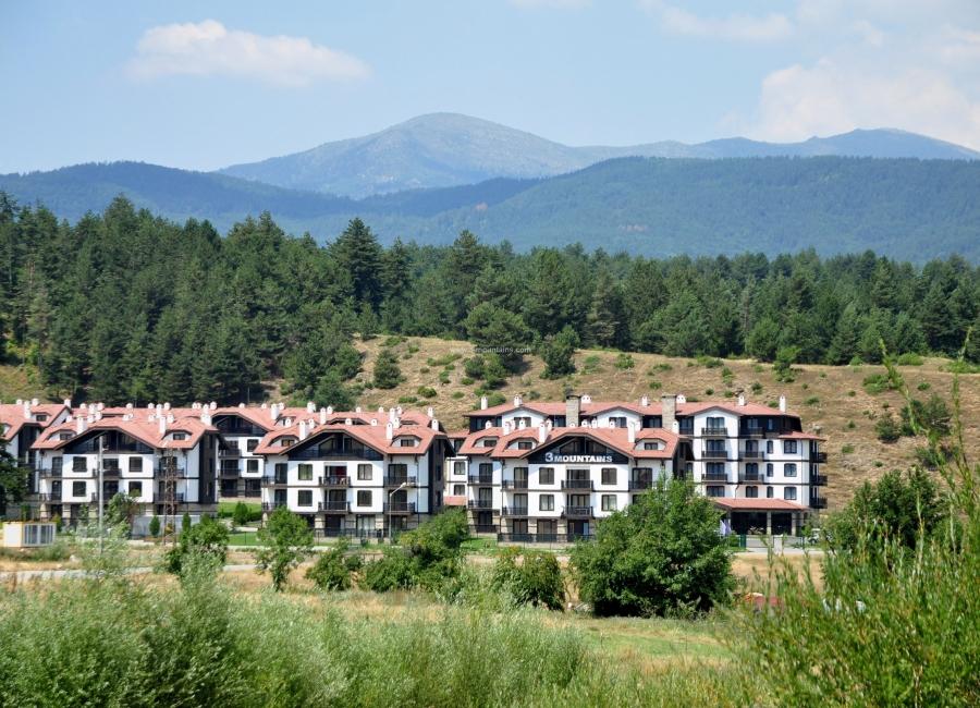 Апартхотел 3 Планини Спа & Ски Разлог