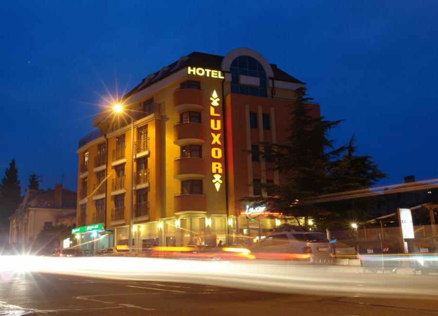 Хотел  Луксор Бургас