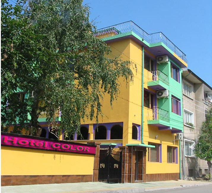 Хотел Колор Асеновград