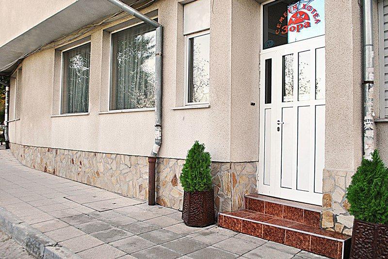 Семеен хотел Зора София