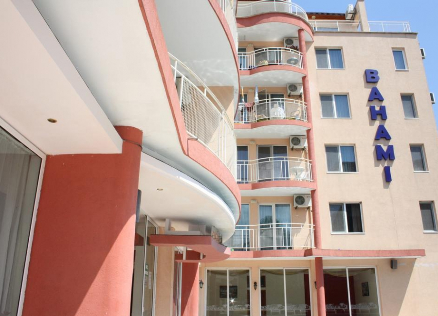 Хотел Бахами Слънчев Бряг