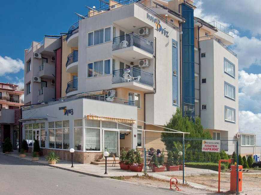 Хотел Бриз Созопол