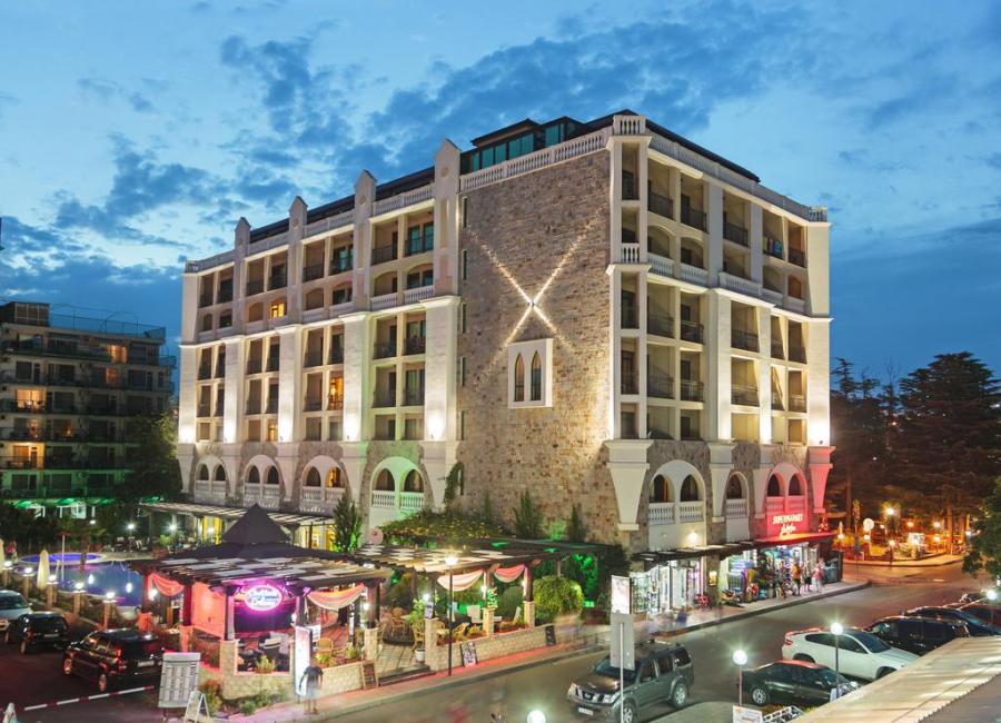 Хотел Вавилон Слънчев Бряг
