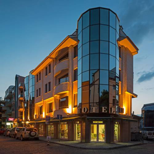 Хотел Дафи Пловдив