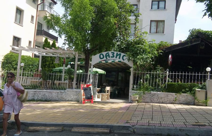 Семеен хотел Оазис Китен