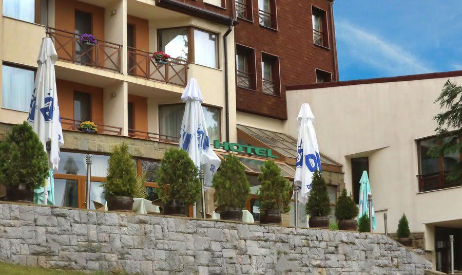 Хотел  Кипарис Враца