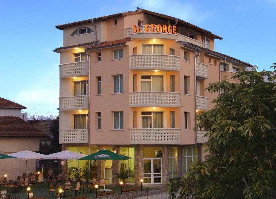 Хотел  Свети Георги Лозенец
