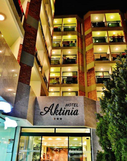 Хотел Актиния Слънчев Бряг