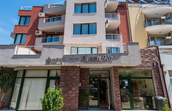 Хотел Амон Ра Созопол