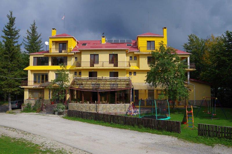 Хотел Сима Троян
