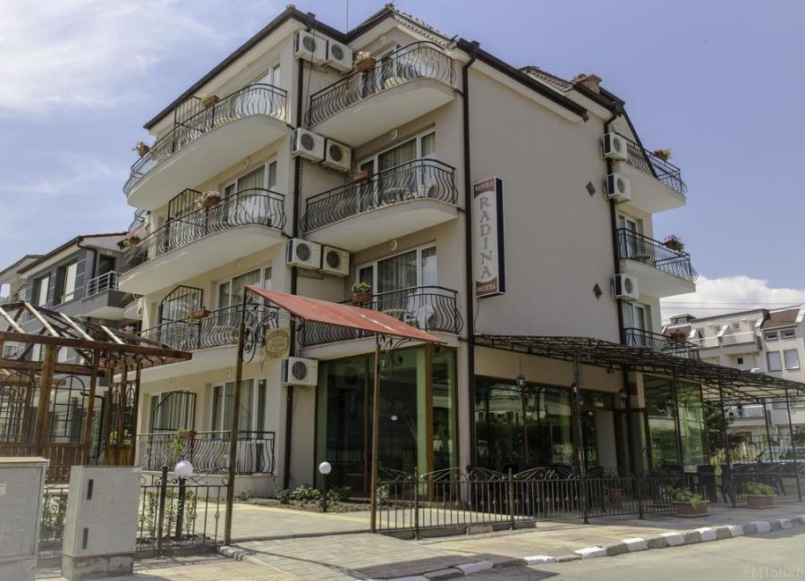 Хотел Радина Равда