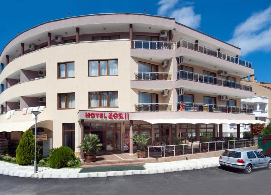 Хотелски комплекс ЕОС Китен