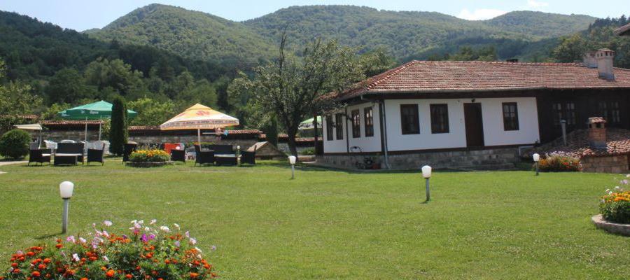 Хотелски комплекс Усоето Елена