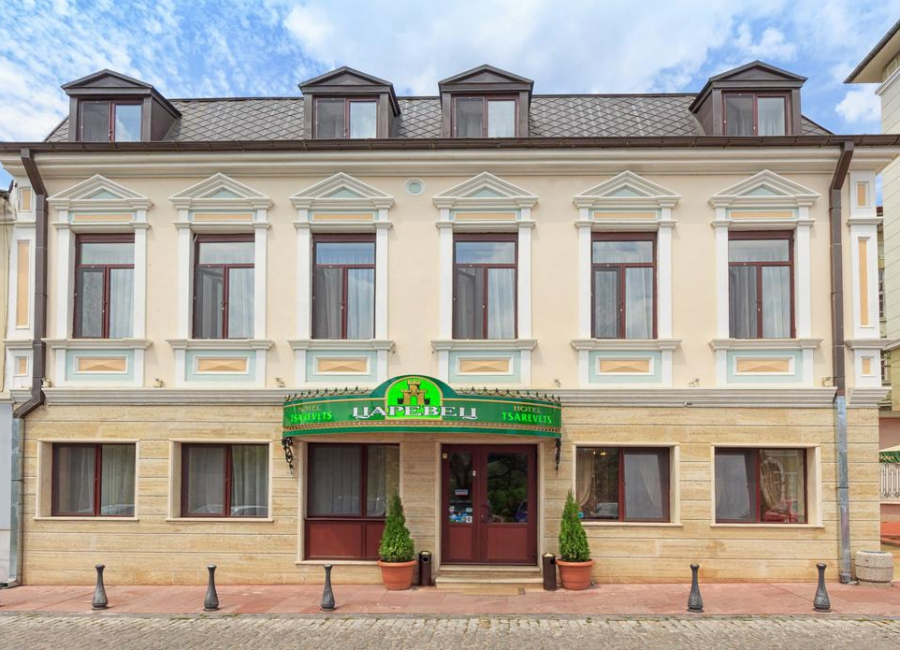 Хотел Царевец Велико Търново
