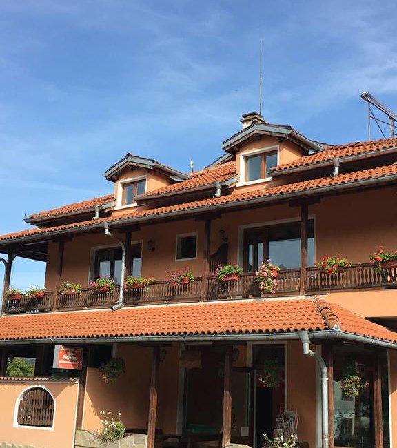 Къща Балканджии Априлци