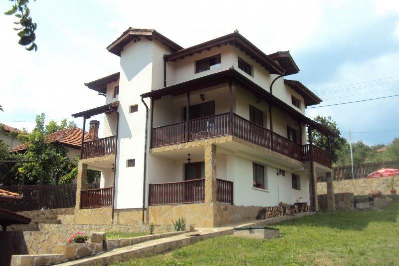Къща Василена Трявна