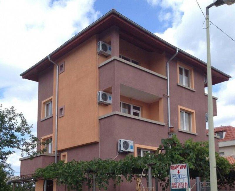 Къща за гости Вълчанов Лозенец